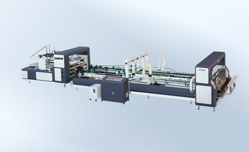 AFSH-2500A Automatic Folder Gluer Machine